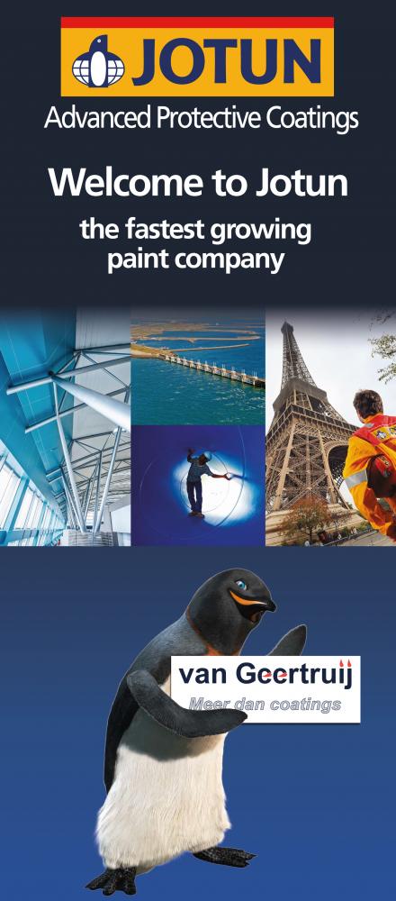 Van Geertruij paint company
